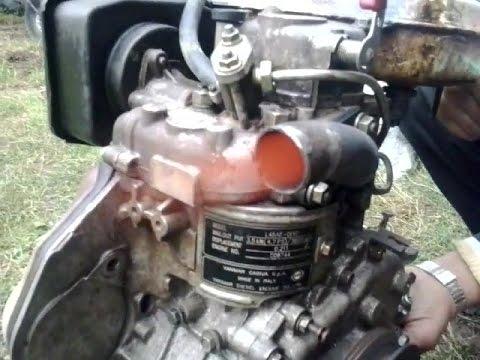 Yanmar Diesel Engine | Single-cylinder, 4 7 hp