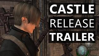Castle Release Trailer - Resident Evil 4 HD Project