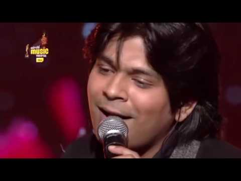 Love Making singer Ankit Tiwari's lovely performance in awards show