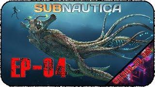 Subnautica [S-2, EP-04] - Стрим - Сбор ресурсов и поиск рецептов