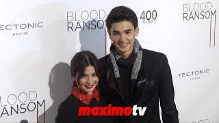 Kobe Paras Meets Anne Curtis   Blood Ransom Los Angeles Premiere   Red Carpet