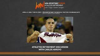 WIN-SportsBiz Forum: Athletes Retirement with Carlos Arroyo