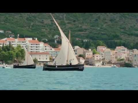 Gajeta Falkusa - Traditional sailing in Croatia
