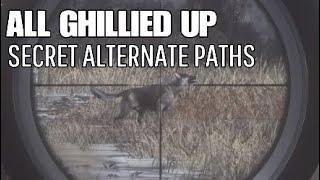{KIWI} All Ghillied Up Secret Alternate Paths - COD MWR