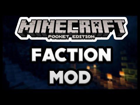 Minecraft Pe Factions Mod   SinglePlayer Economy Mod   MCPE ( Pocket Edition )