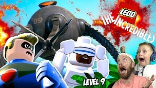 Incredibles Under Attack! LEGO the Incredibles Gameplay for Nintendo Switch #9 by KidCity