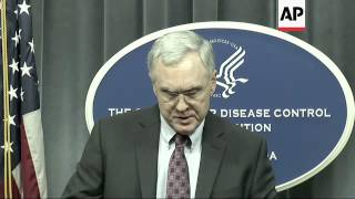 The Centers for Disease Control and Prevention held a news conference in Atlanta on Tuesday to unvei