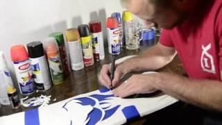 Gambar cover Creating Custom Skateboard Designs
