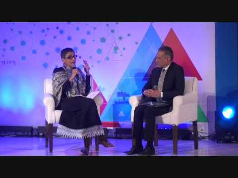 Ashraf M. Naguib Mexico Session  Energy Hub Conference 2019 Mrs. Rosanety Barrios