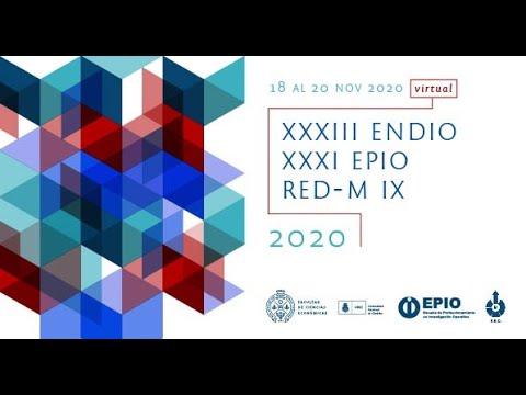 Acto de Apertura XXXI EPIO / XXXIII ENDIO / RED-M IX