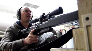 Zastava M07 AS Sniper Rifle