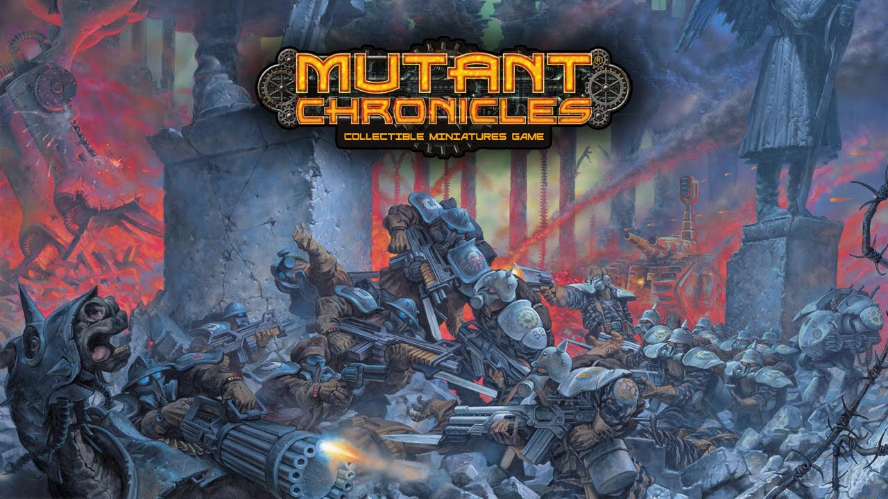 Live Wallpaper Fall Hd Mutant Chronicles Collectible Miniatures Game Game