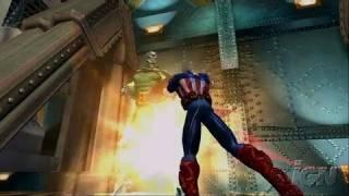 Marvel: Ultimate Alliance Nintendo Wii Trailer - Extended