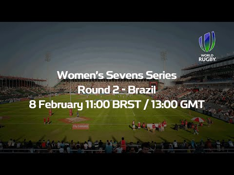 Women's World Series 2014/2015:  Brazil  - DAY 2