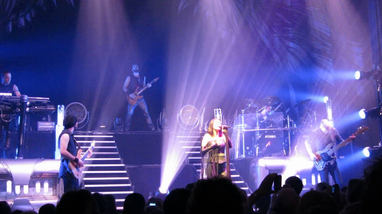 edge of the world hydra within temptation live effenaar 20 02 2014 youtube. Black Bedroom Furniture Sets. Home Design Ideas