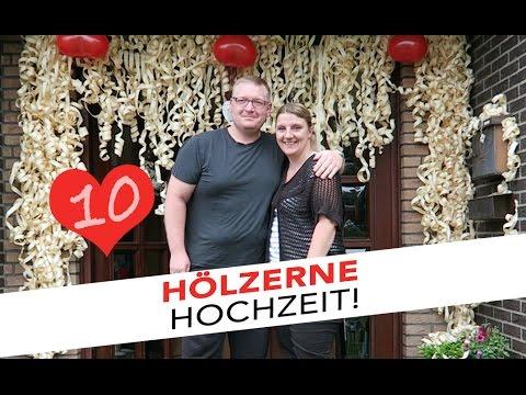 Holzerne Hochzeit Vlog 28 Sabrina Andexer
