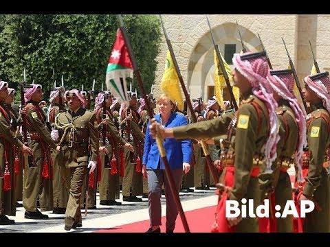 Syrien Aktuell und wie der Steuerzahler die Verbrechen der Frau Merkel finanziert