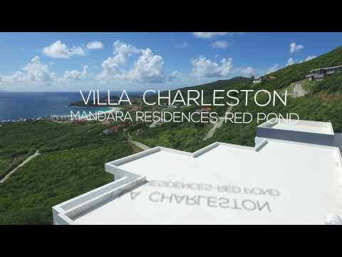 St Maarten Real Estate - Villa Charleston (Caribbean)