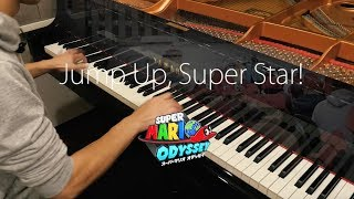 【Super Mario Odyssey】Jump Up, Super Star! 【Piano Cover】スーパーマリオ オデッセイ メインテーマ  [with Sheet Music/楽譜]