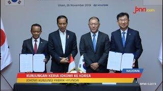 Tahun 2020, Hyundai Bangun Pabrik di Karawang - JPNN.com