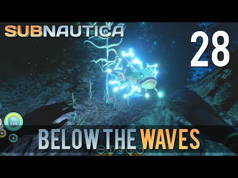 [28] Below the Waves (Let's Play Subnautica w/ GaLm)