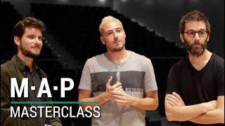 Masterclass amb M·A·P (Mezquida, Aurignac, Prats) - Cicle Liceu Jazz