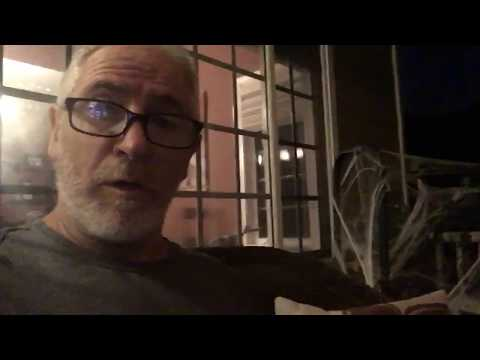 "Carlos Alazraqui: Mr. Crocker Reads ""The Raven"""