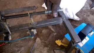 spring rolling machine mechanical engineering mni project topics