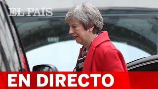 Directo BREXIT | MAY comparece en el Parlamento británico