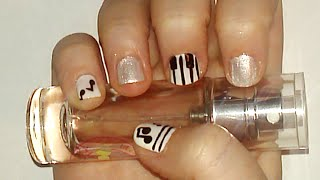 Piano Nail Art Tutorial | Samantha Beauty Thumbnail