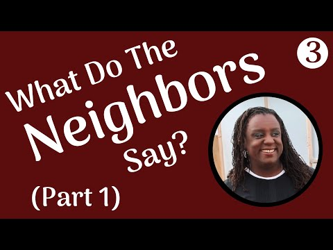 What People Say About Elmhurst Hooplah | Episode 3 | The Neighbors - Part 1