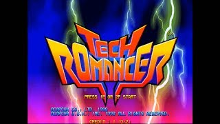 "Tech Romancer (Arcade) ""G.Kaiser"" Game Clear! (2018.04.22)"