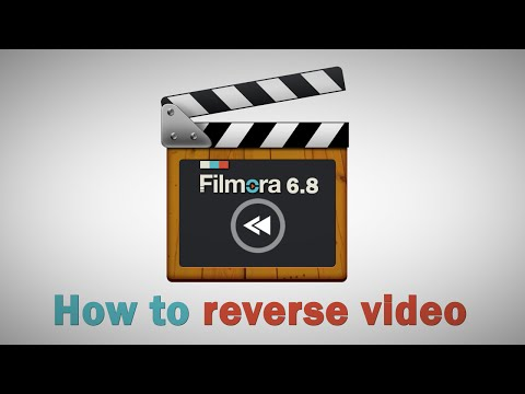 How to reverse video: make any video backwards with Filmora