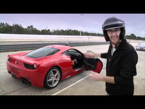 AutoFocus - How you can drive a Ferrari!
