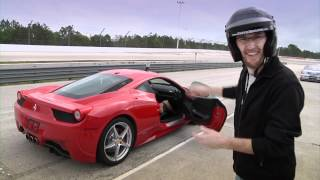 AutoFocus - How you can drive a Ferrari!