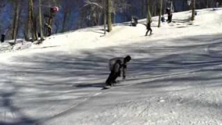 Grant snowboarding Thumbnail