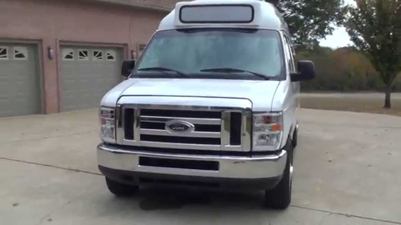 7d3c882321 HD VIDEO 2012 FORD E250 EXTENDED 12 PASSENGER HIGH TOP VAN USED FOR SALE  SEE WWW SUNSETMOTORS COM