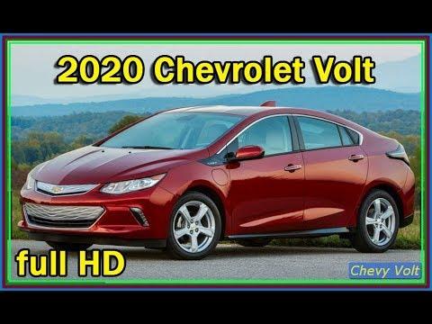 Chevy Volt 2020 New 2020 Chevrolet Volt Ev Slashes Recharging Time