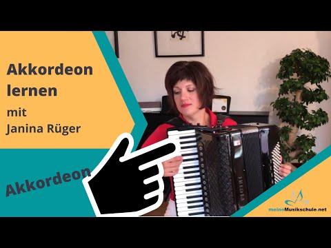 ANSEHEN! Online Akkordeon spielen lernen (Akkordeonschule, Akkordeon Musikschule, Akkordeon spielen) from YouTube · Duration:  3 minutes