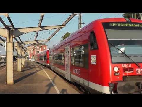 RB Deutsche Bahn AG Bahnhof Singen Hohentwiel