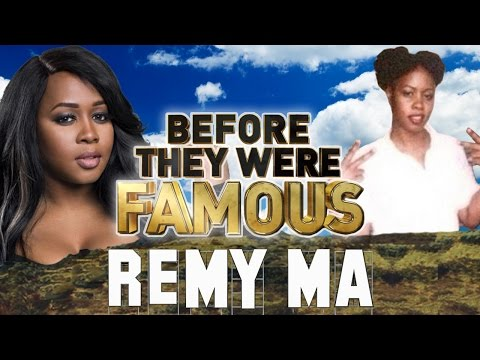 REMY MA - Before They Were Famous - Nicki...