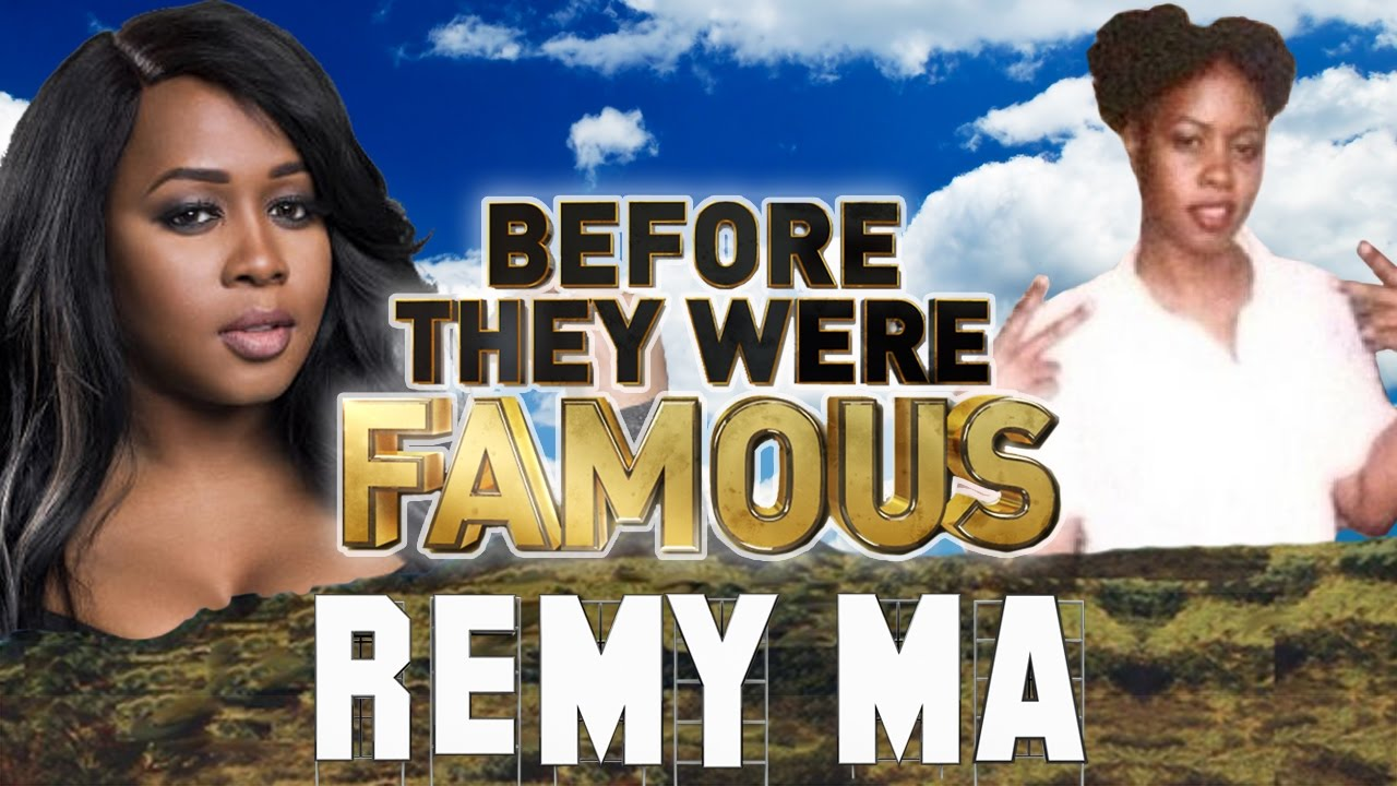 Before They Were Famous - Remy Ma