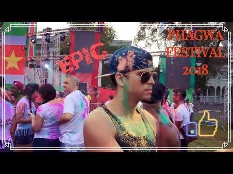 Phagwa Festival 2018 | Lustig Events Paramaribo Suriname