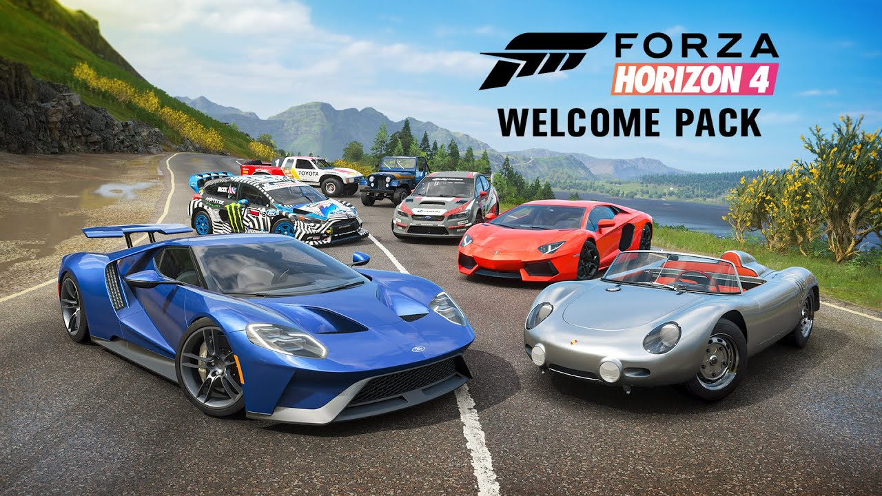 Forza Horizon 4 | Welcome Pack