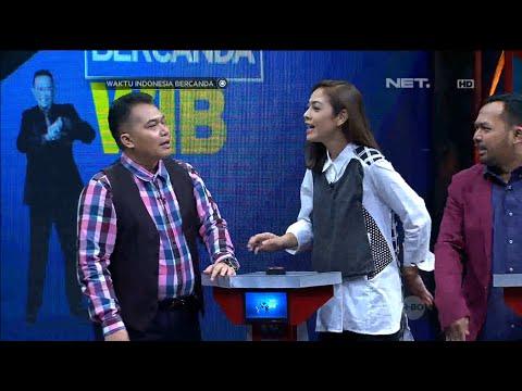 Waktu Indonesia Bercanda - Baru Mulai TTS, Denny Chandra dan Dian Ayu Udah Frustasi