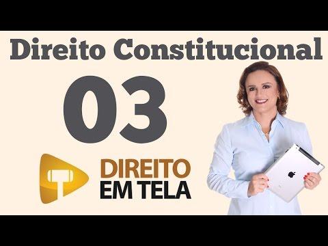 Direito Constitucional - Aula 03 - Classificação da Constituição 1988
