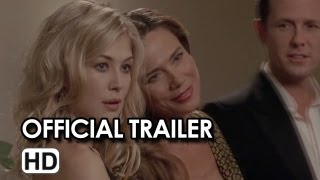 The Devil You Know Official Trailer #1 (2013) - Rosamund Pike, Jennifer Lawrence Movie HD