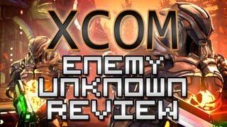 XCOM Enemy Unknown Review / Impressions