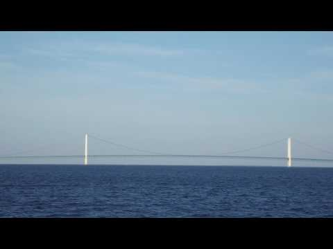 The Straits of Mackinac