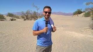 Death Valley: Der heißeste Ort der Erde (5.6.2018)